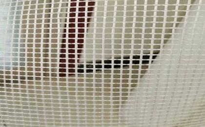 装修施工过程中的网格布有什么作用?